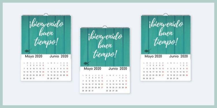 calendarios imprenta online